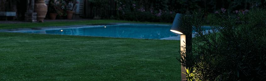 Lampadare exterior