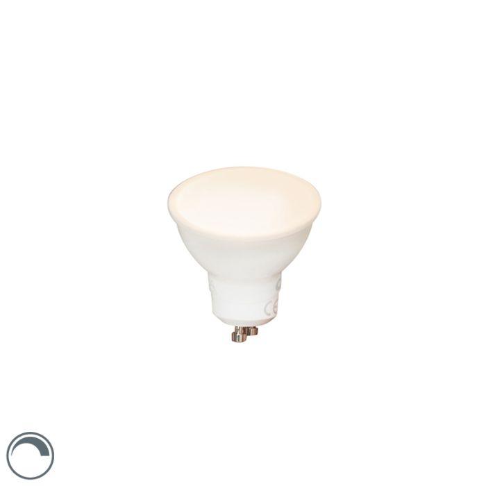 Lampă-LED-reglabilă-GU10-6W-450-lm-2700K