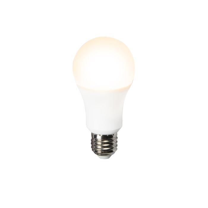 Lampă-LED-A60-12W-E27-3000K-reglabilă-în-4-trepte