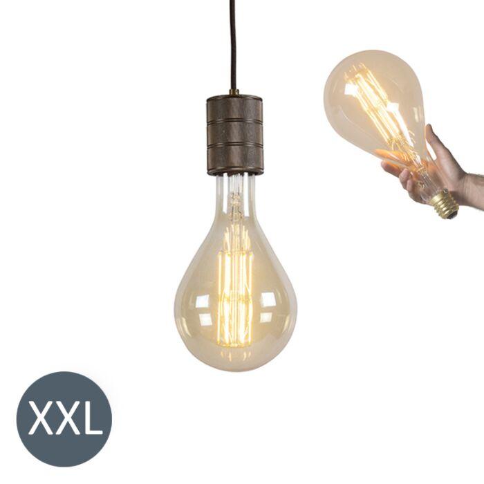 Lampă-suspendată-Splash-cu-lampă-LED-reglabilă