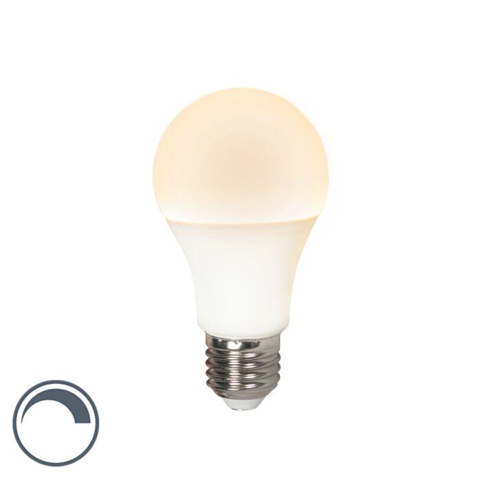 Lampă-LED-E27-240V-12W-1200lm-A60-reglabilă