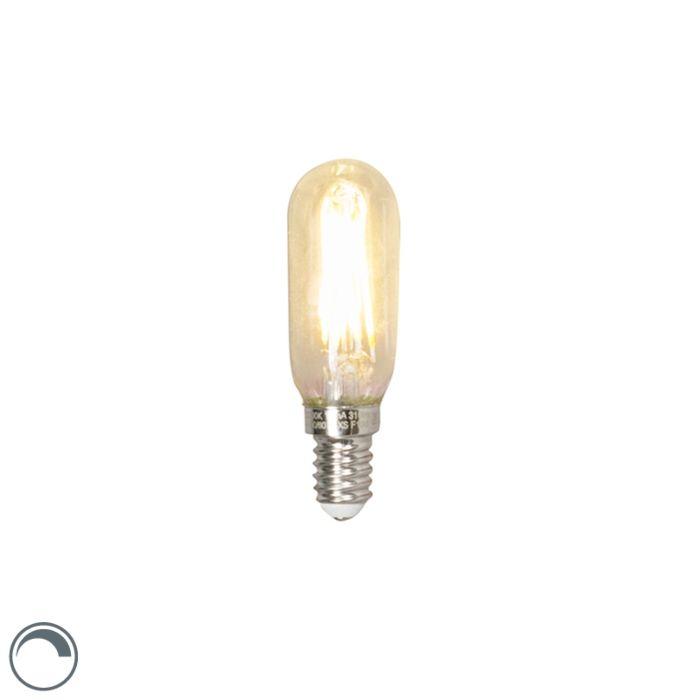 Tub-cu-lampă-cu-incandescență-LED-E14-240V-3.5W-310lm-T24-reglabil