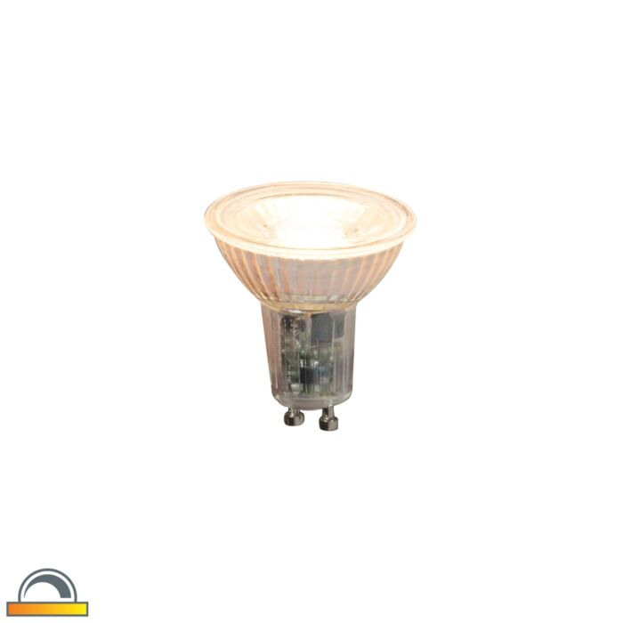 Lampă-LED-reglabilă-GU10-5.5W-360lm-2000K---2700K