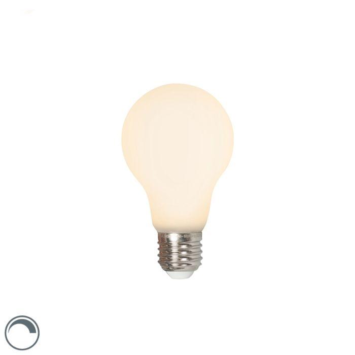 LED-E27-240V-4W-380lm-reglabil