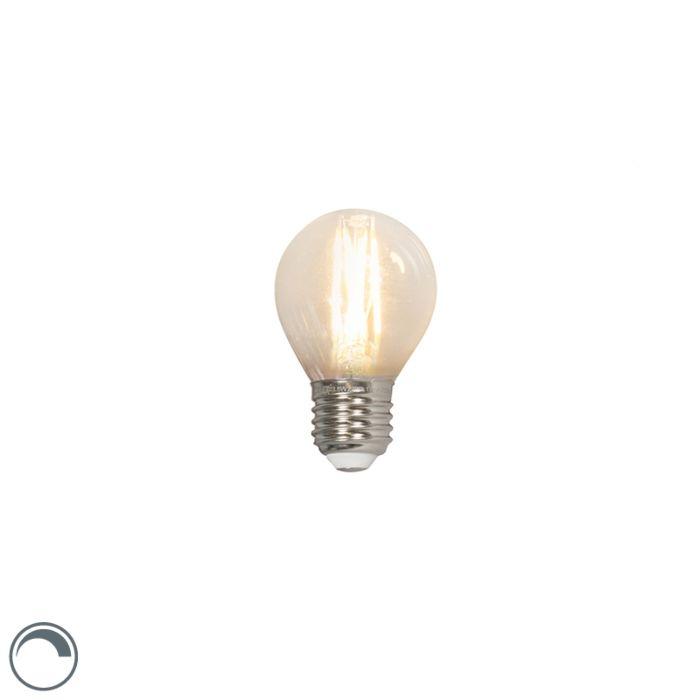 Lampă-cu-bilă-P45-cu-filament-cu-LED-E27-3,5W-350lm-2700-K.