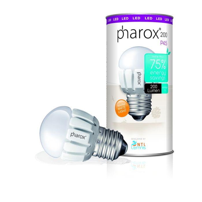 Pharox-LED-200-P45-E27-5W-230V