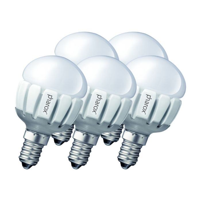 Set-de-5-Pharox-LED-200-P45-E14-5W-230V