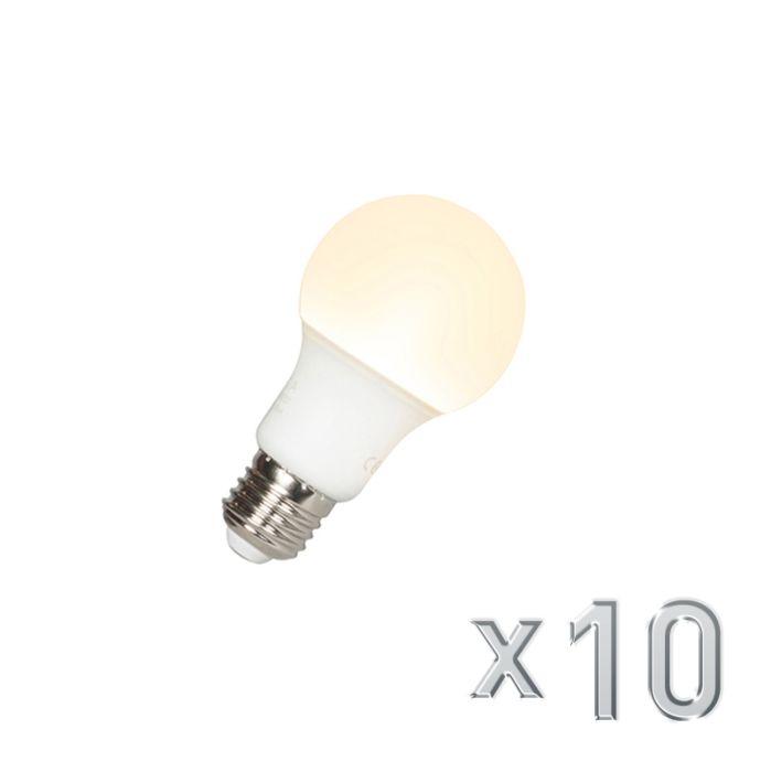 Set-de-10-lămpi-LED-A60-E27-9W-3000K