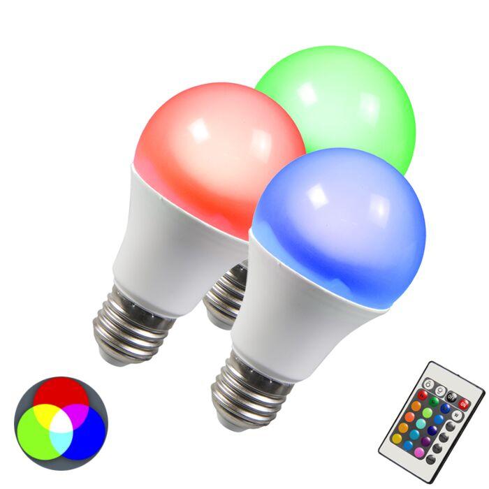 Bec-LED-RGB-E27-10W-set-de-3-alb-alb-cald