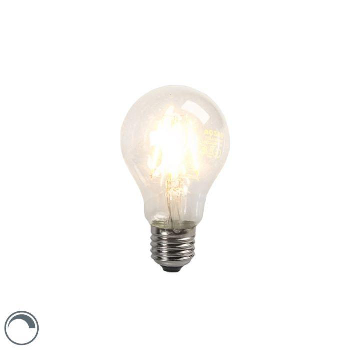 Lampă-cu-filament-cu-LED-reglabilă-E27-4W-390LM-2700K