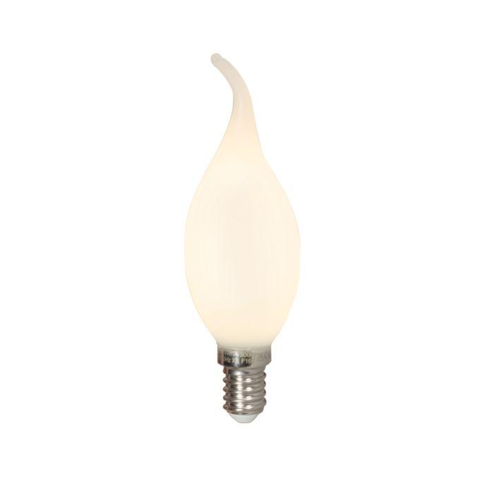Lampă-cu-lumânare-cu-vârf-LED-E14-240V-3.5W-300lm-reglabilă