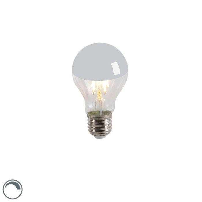 Oglindă-cu-lampă-cu-incandescență-LED-E27-240V-4W-300lm-A60-reglabilă