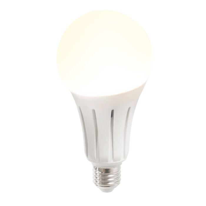 Lampă-LED-B60-18W-E27-alb-cald