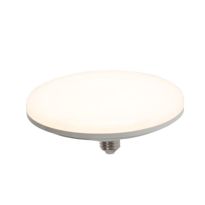 Lampă-LED-UFO-E27-24W-alb-cald