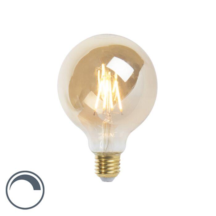 Lampă-cu-filament-cu-LED-E27-G95-goldline-360lm-2200K