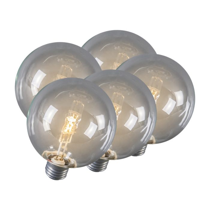 Set-de-5-globuri-halogen-E27-Globe-95mm