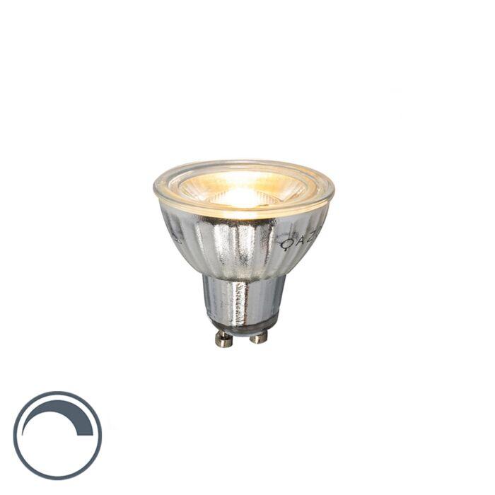 Lampă-LED-GU10-230V-5W-380LM-2700K-reglabilă