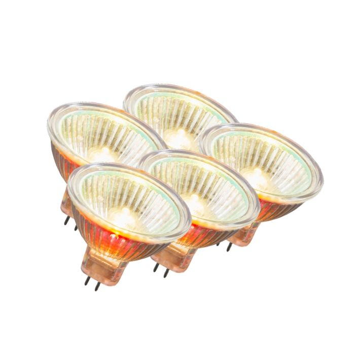 Set-de-5-halogeni-MR16-12V-50W