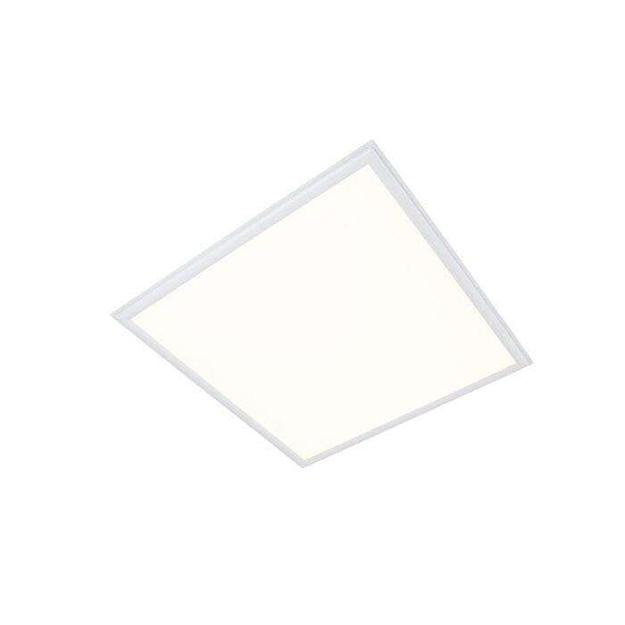 Panou-LED-29W-3600-lumeni-alb-cald-3000K-pătrat