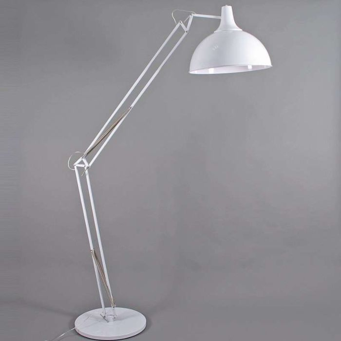 Lampă-arc-Hobby-XXL-alb