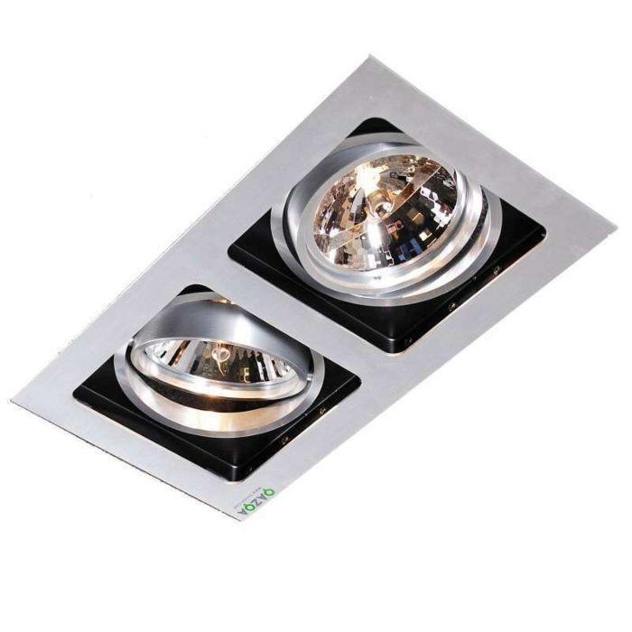 Spot-încastrat-Qure-2-aluminiu