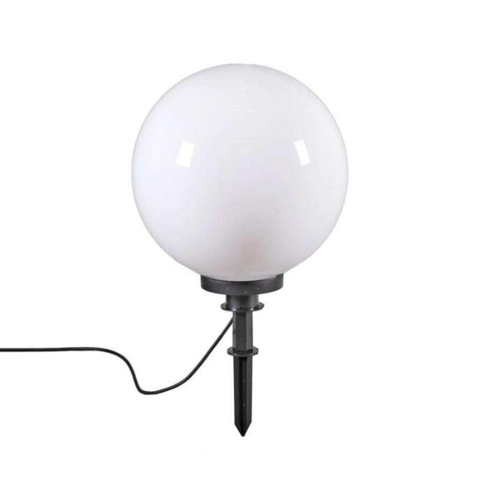 Lampă-modernă-de-exterior-cu-vârf-de-pământ-40-cm-IP44---Sphere