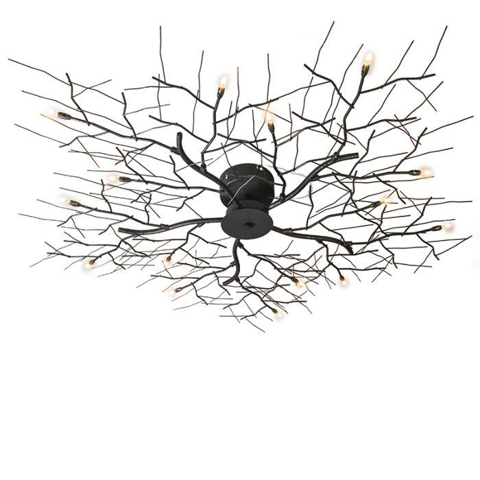 Lampă-de-tavan-Forest-15-rugină