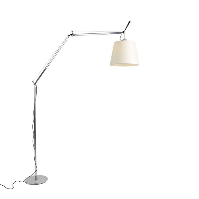 Lampă-de-podea-din-aluminiu-285-cm---Artemide-Tolomeo-Mega-Terra