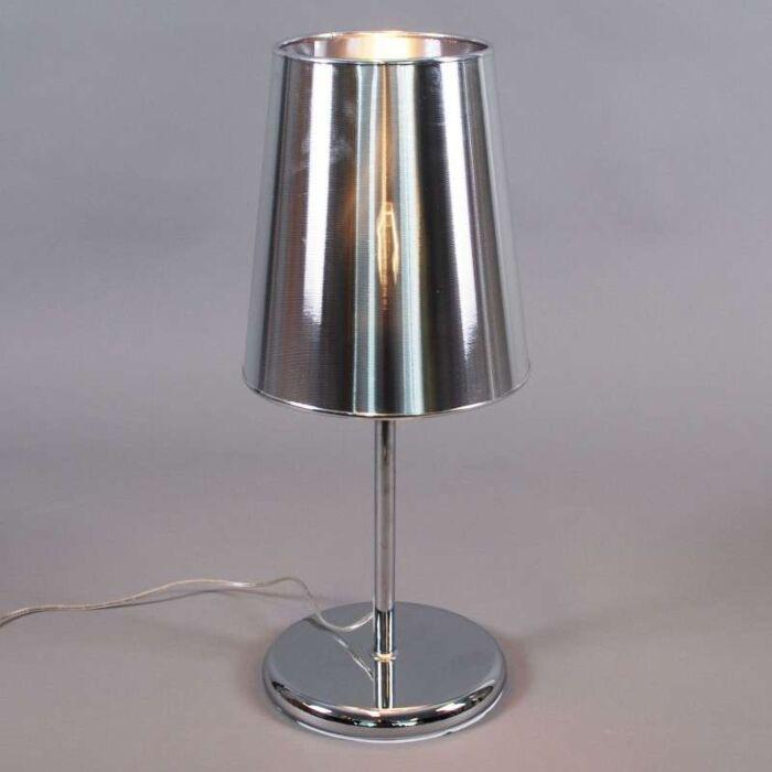 Lampă-de-masă-Miracle-60-argintiu