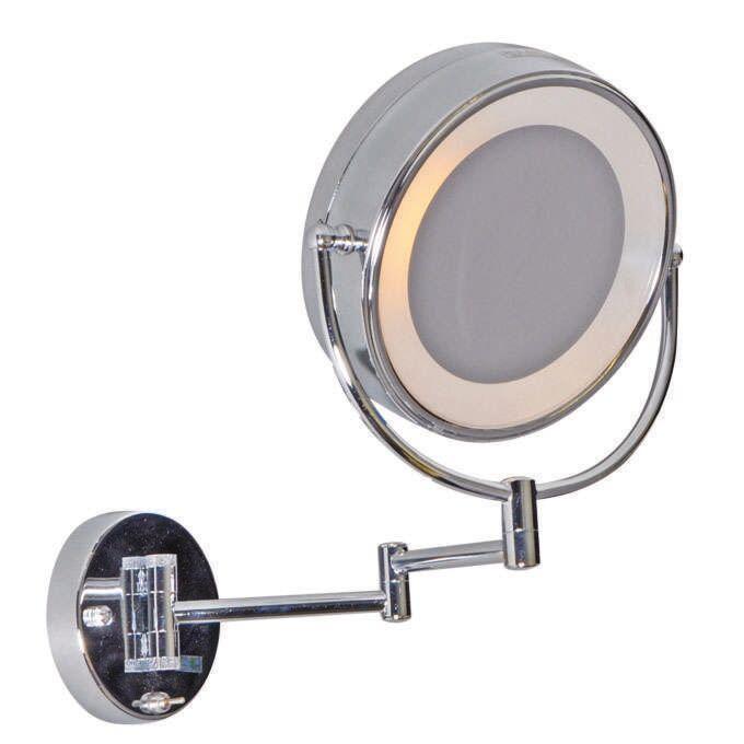 Perete-oglindă-de-machiaj-pentru-bărbierit
