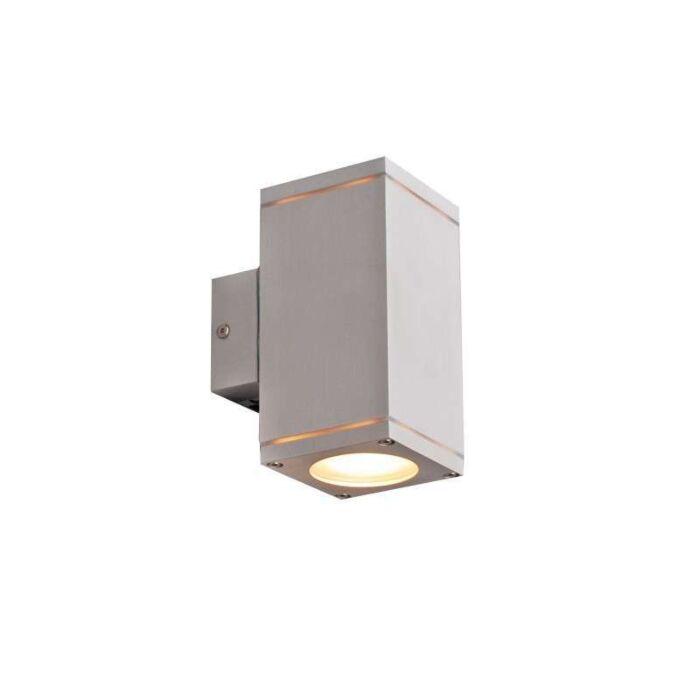 Lampă-de-exterior-Quadro-din-aluminiu-în-sus