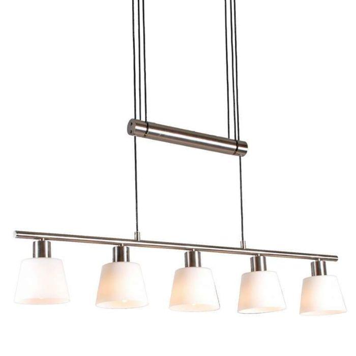 Lampă-suspendată-Pendula-HL93-cu-5-lumini