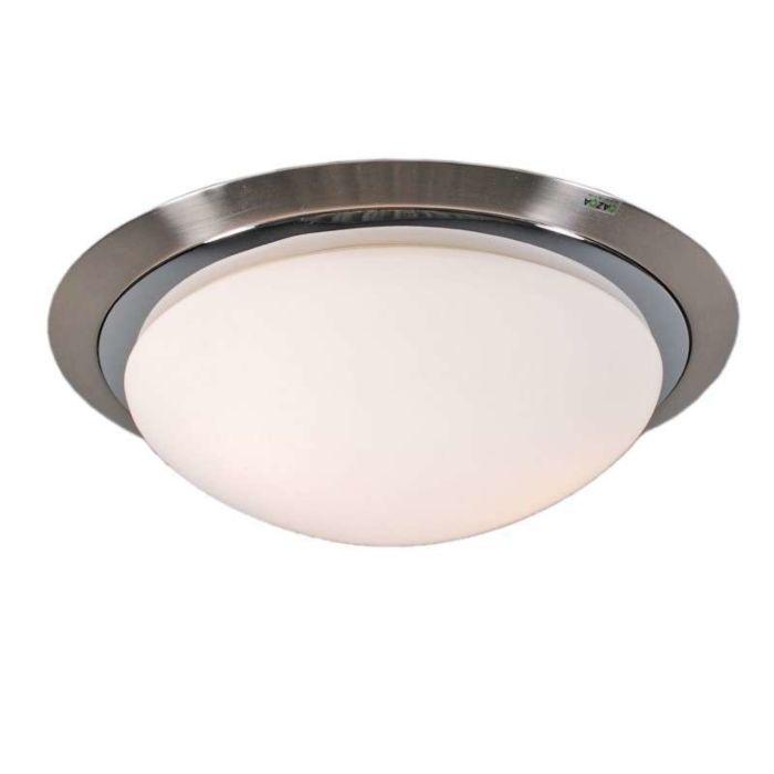 Lampă-de-tavan-Barney-35-oțel-crom