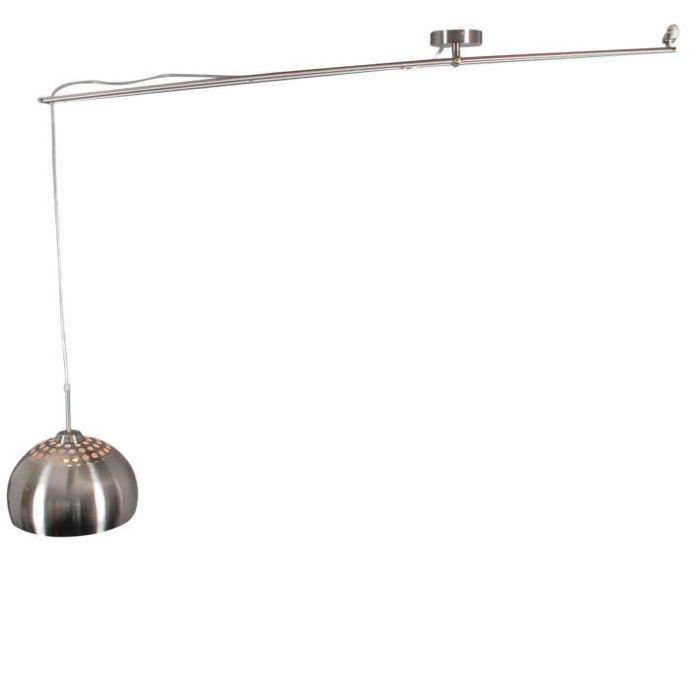 Lampă-suspendată-din-oțel-Decentra-Delux