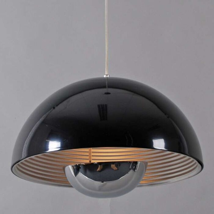 Lampă-suspendată-Elx-1-neagră