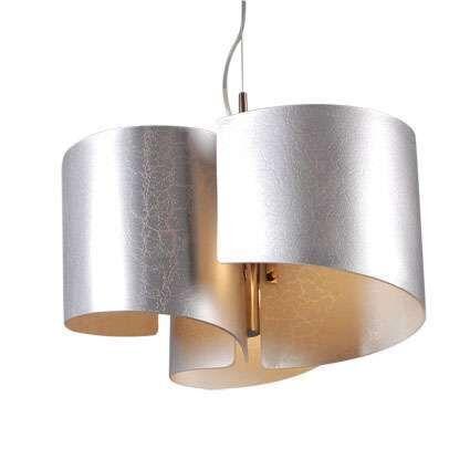 Lampă-suspendată-argintie-Salerno