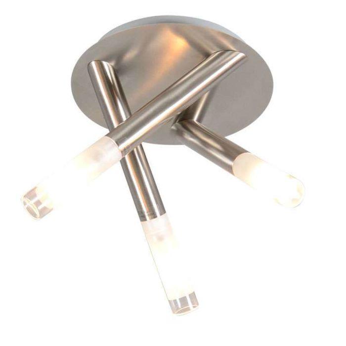 Lampă-de-tavan-Pipy-3-din-oțel