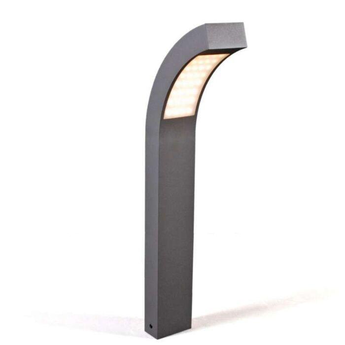 Lampă-de-exterior-Sweden-LED-P60-grafit