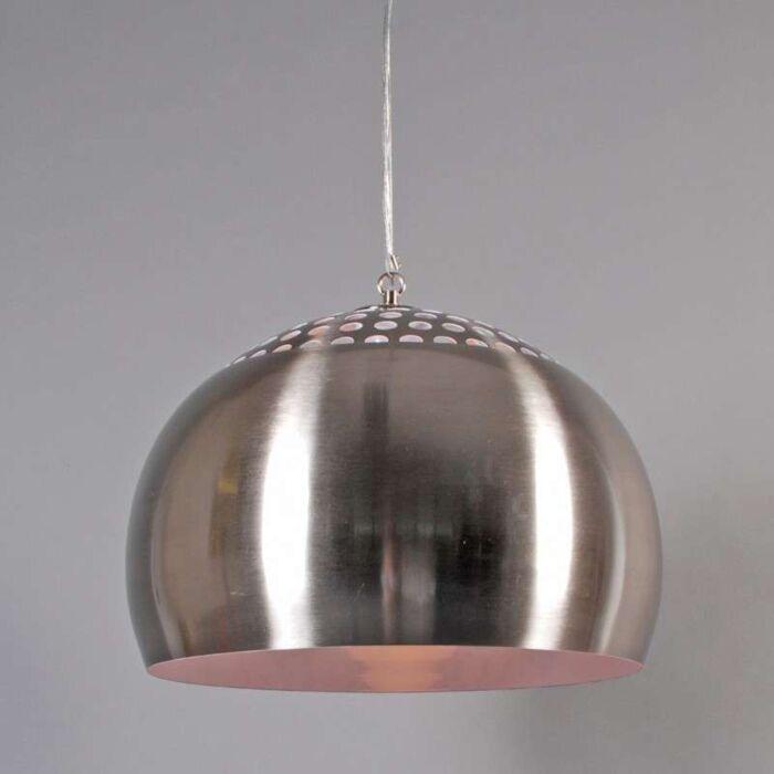 Lampă-suspendată-Fermo-40cm-oțel