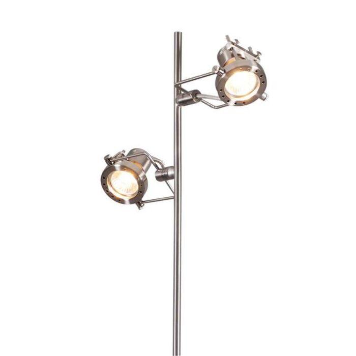 Lampă-de-podea-Suplux-2-din-oțel