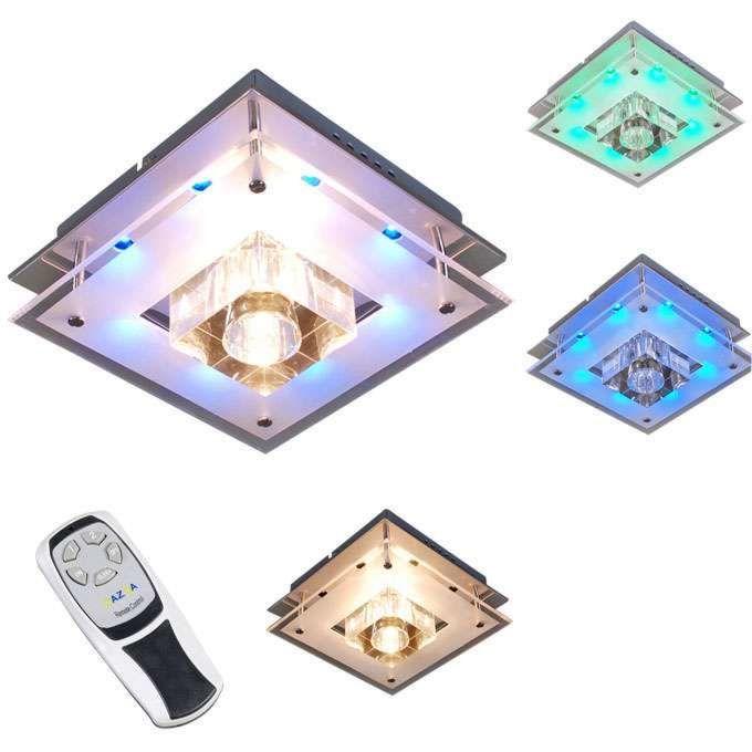 Lampă-de-tavan-Ilumi-1-LED-pătrat
