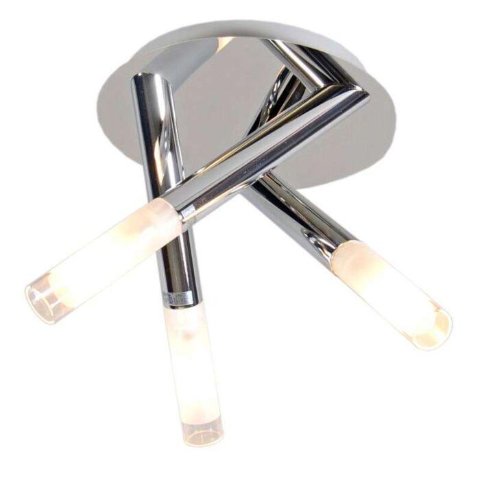 Lampă-de-tavan-Pipy-3-crom