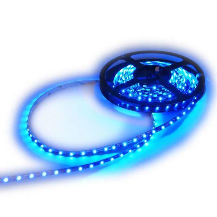 Banda-LED-Flex-albastru-de-5-metri-completă