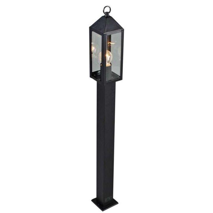 Lampă-de-exterior-Bussum-P100-neagră