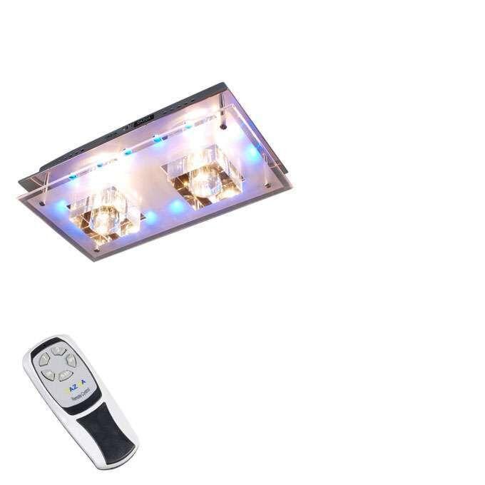Lampă-de-tavan-Ilumi-2-LED-dreptunghiular