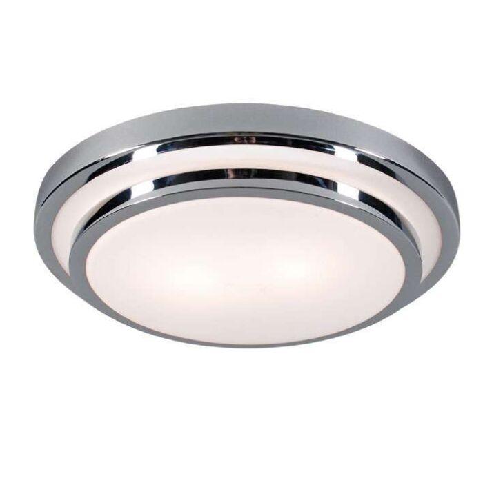 Lampă-de-tavan-Baxter-Double-35-crom