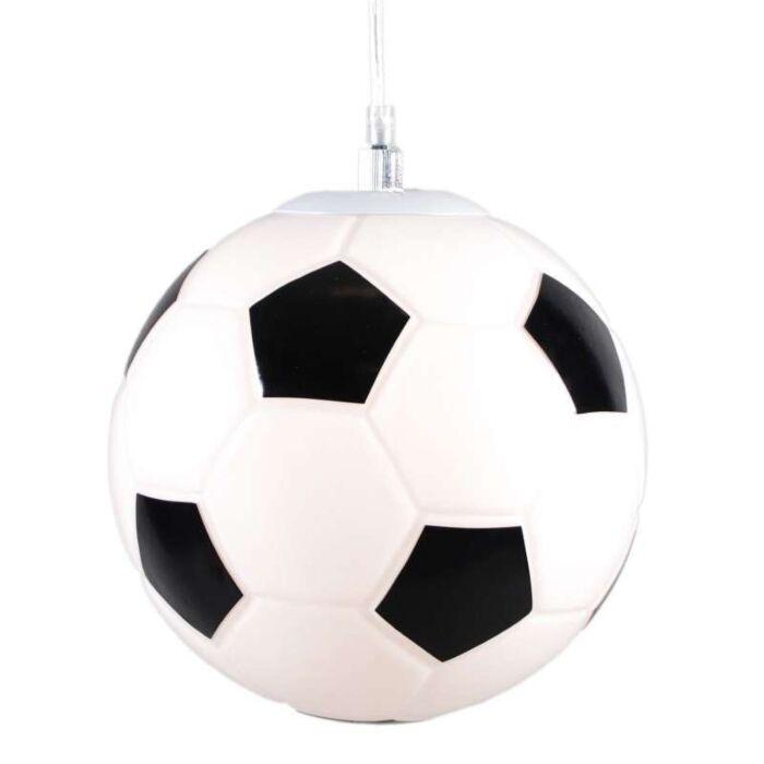 Lampă-suspendată-Fotbal-pentru-copii