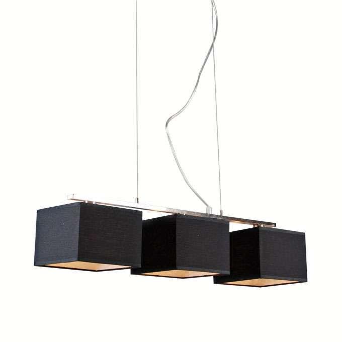 Lampă-suspendată-VT-3-neagră