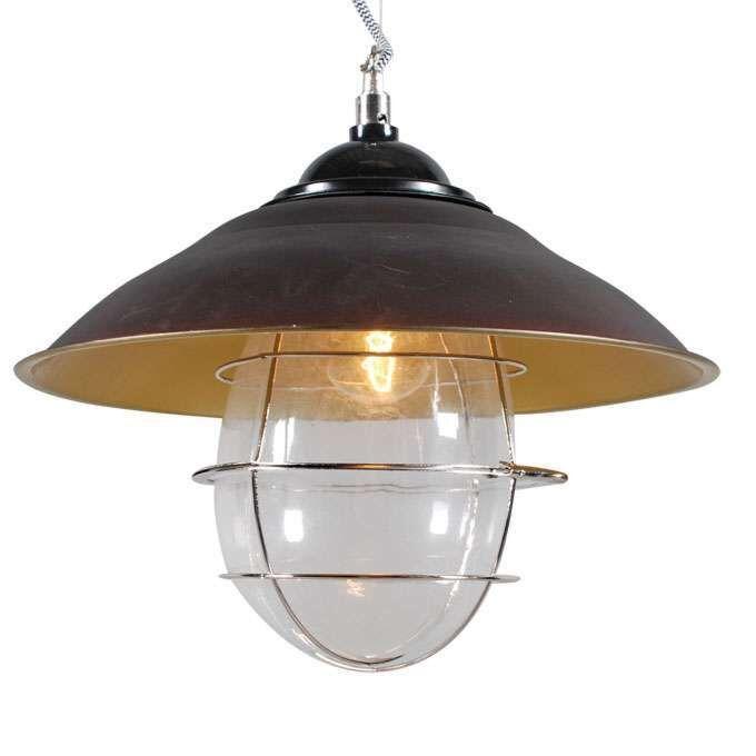 Lampă-suspendată-Skipper-antique