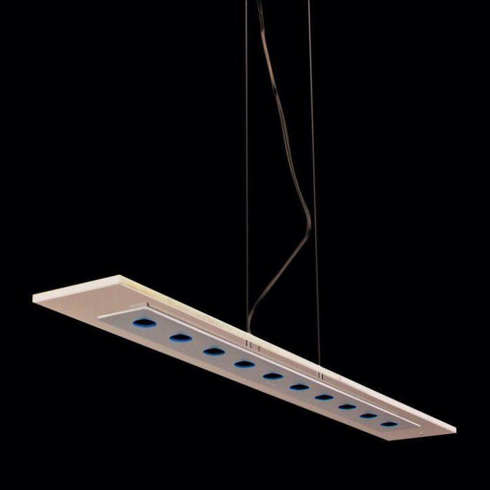 Lampă-suspendată-Credo-Straight-100-LED-negru